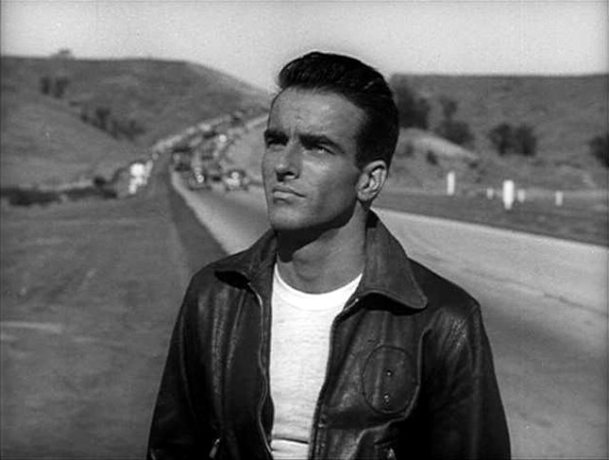 Montgomery Clift - the Actor's Actor