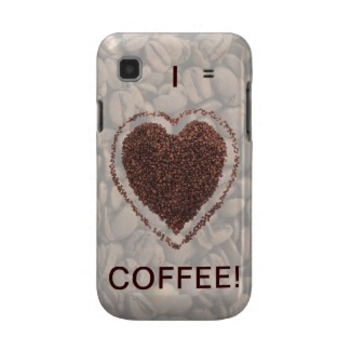 Take your coffee with you with this Samsung Galaxy case. Click on the source to purchase.