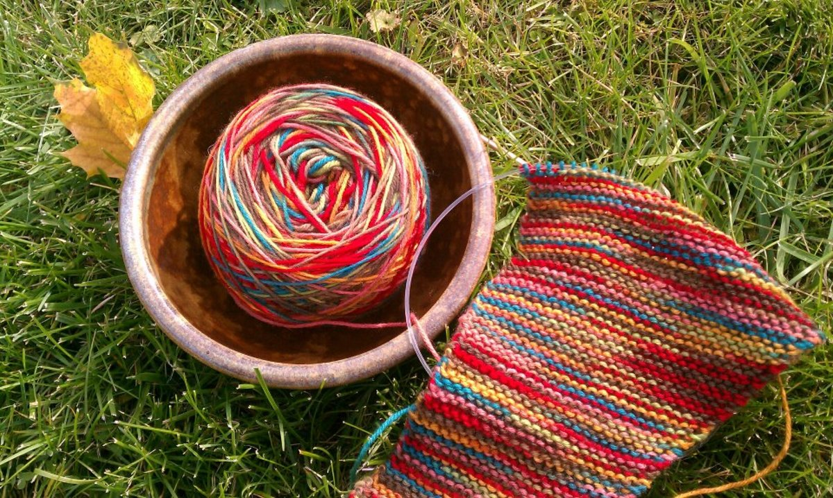 Knitting and Gauge: Gauge Swatches, How to Knit Them, and Why It's Important