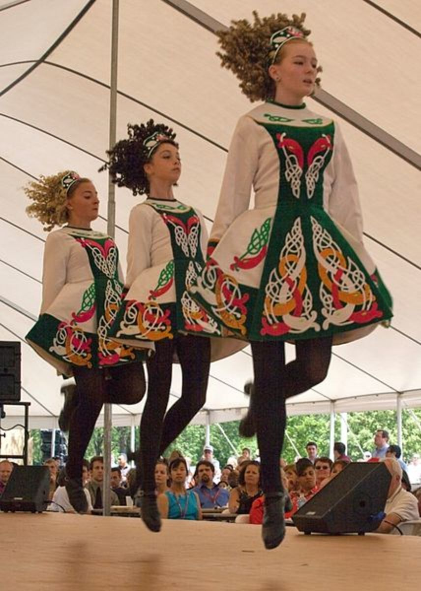 Irish Dancing And Tap Dancing Are Similar But Different