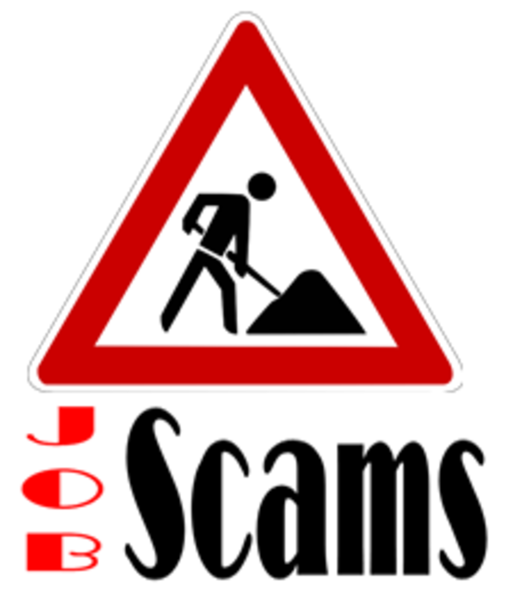 Job and Employment Scams
