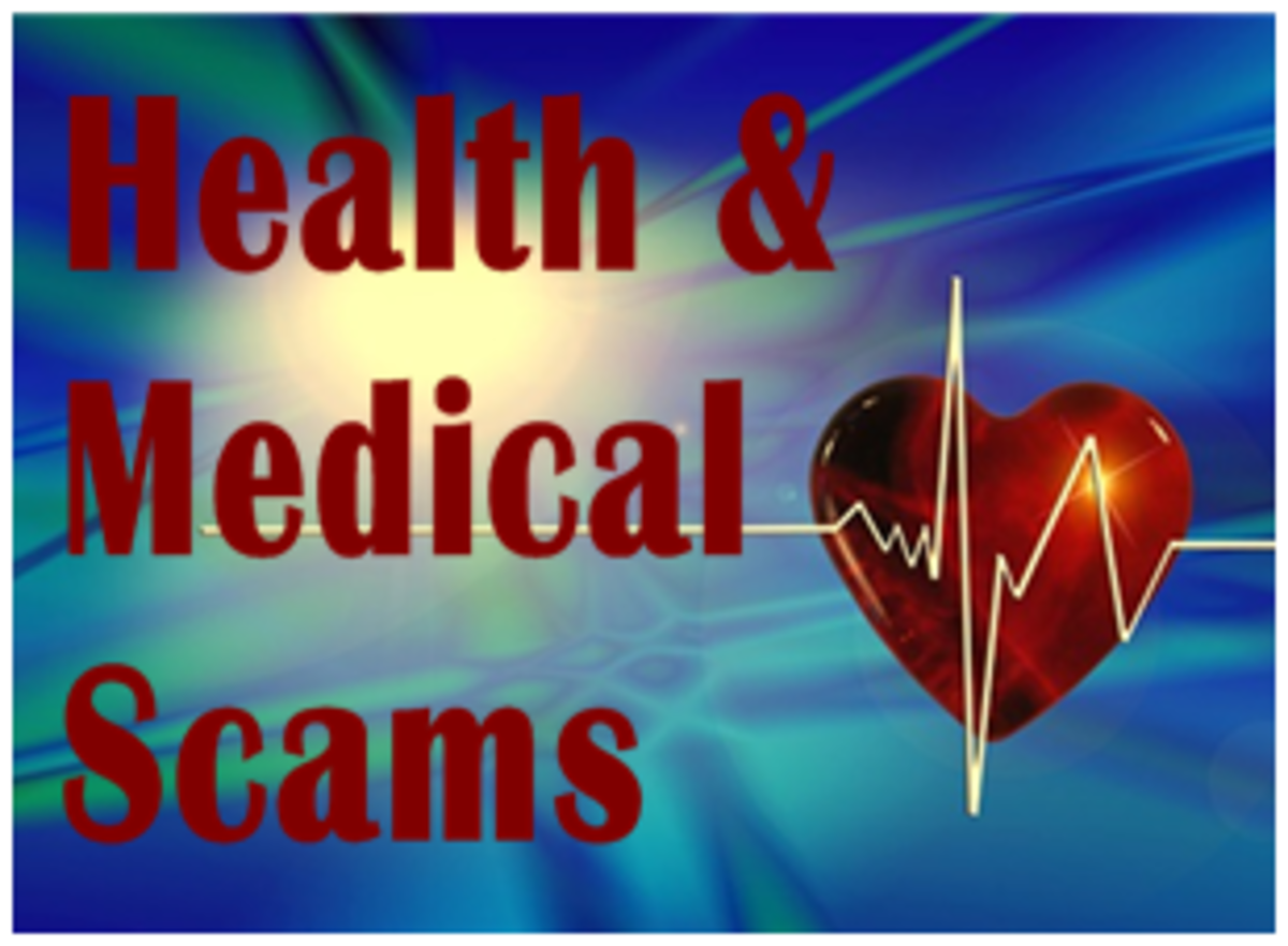 Health and Medical Scams