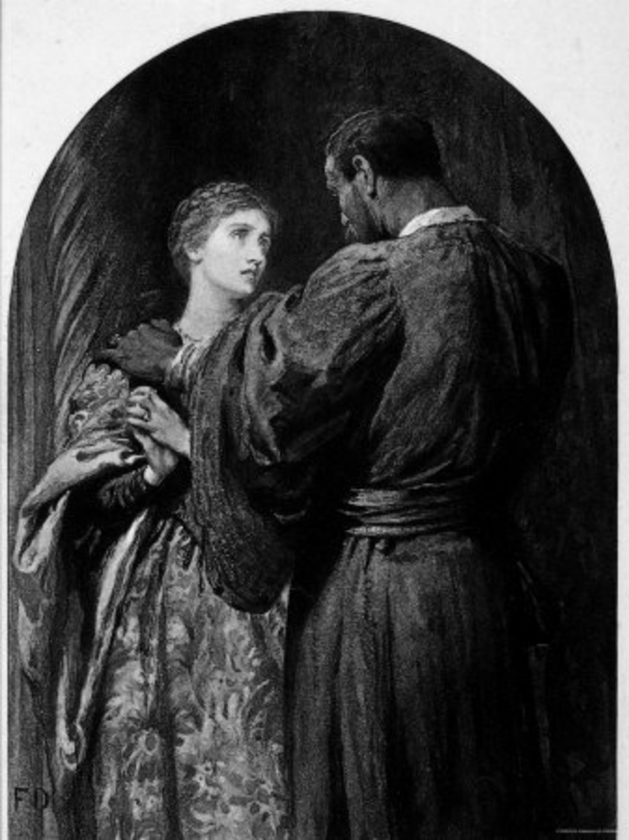 Desdemona and the Role of the Female Character in Othello and Other Plays