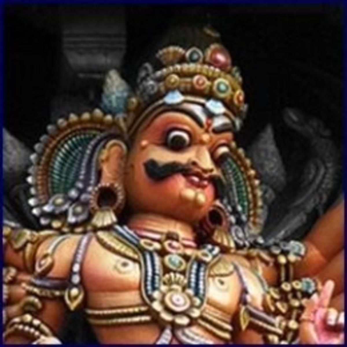 Gods of Tamil Nadu