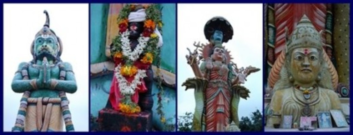 Village Gods and Goddesses of Tamil Nadu