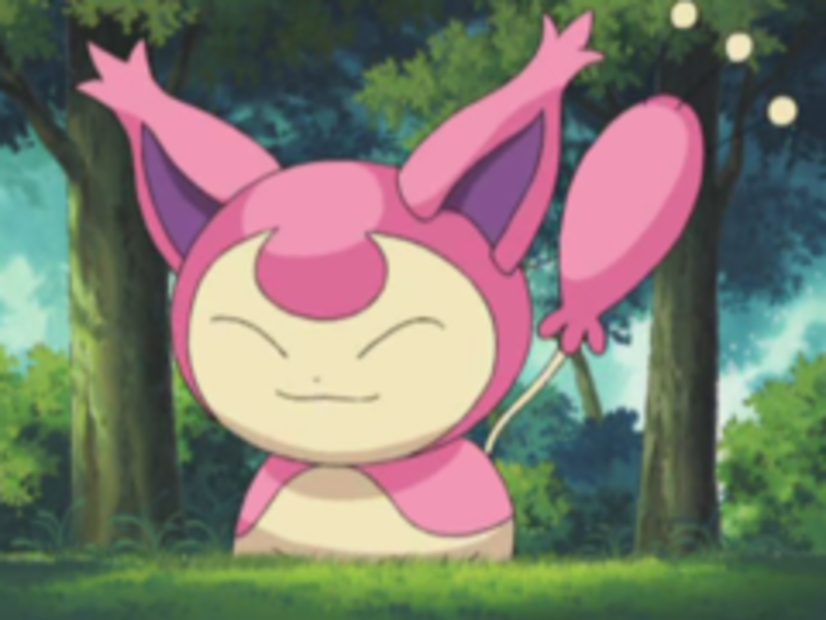Skitty - designed purely to be a cute Pokemon?