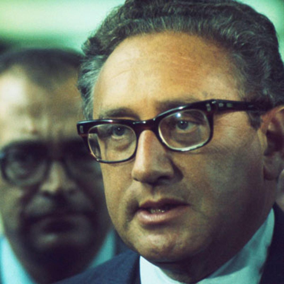 Henry Kissinger - Architect Of The New World Order