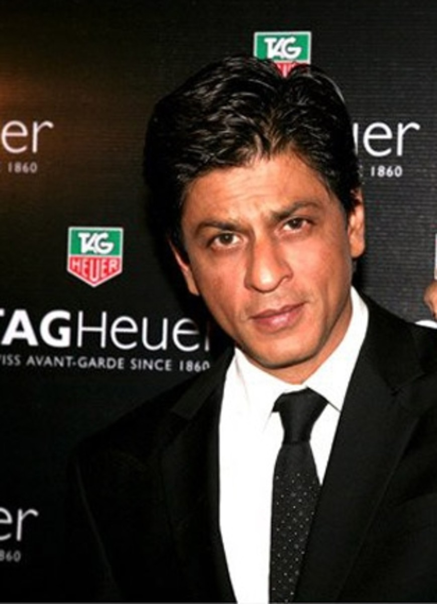 Shahrukh Khan -- His Famous Ever lines in an Interview