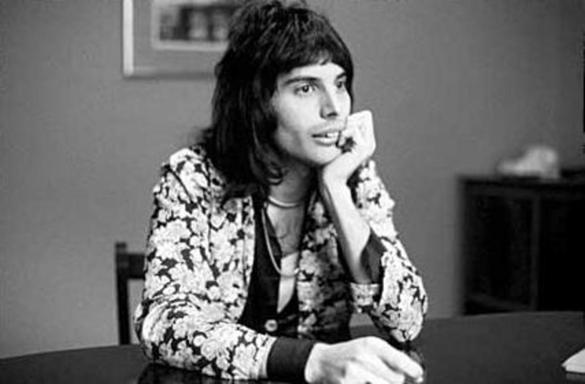 Freddie Mercury - One Of The Most Talented Male Vocalist In The History Of Recorded Music