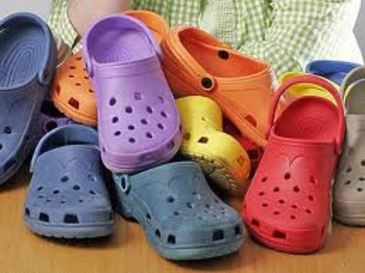 The other crocs - sandals