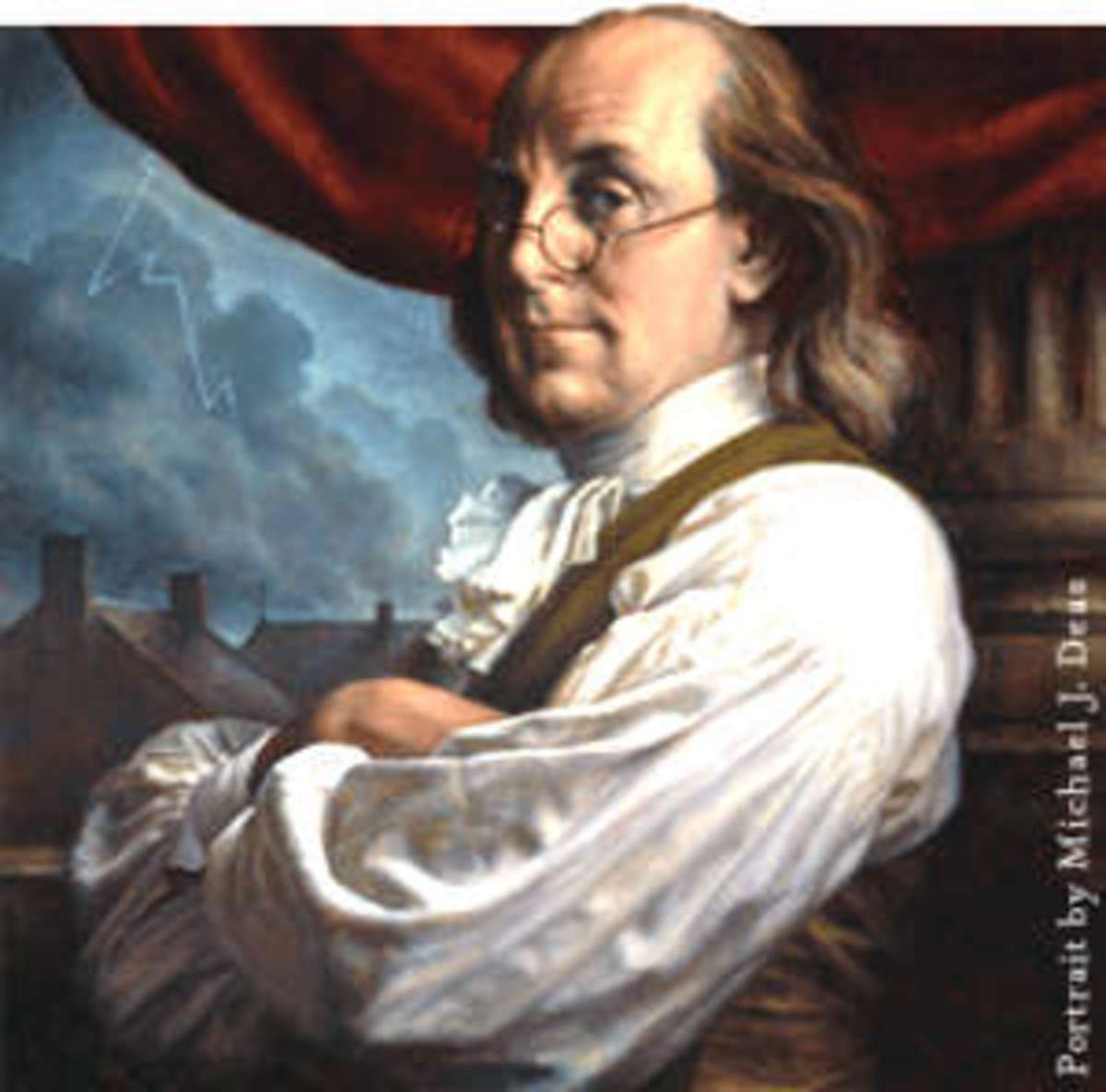 Benjamin Franklin - Founding Father & Serial Killer?