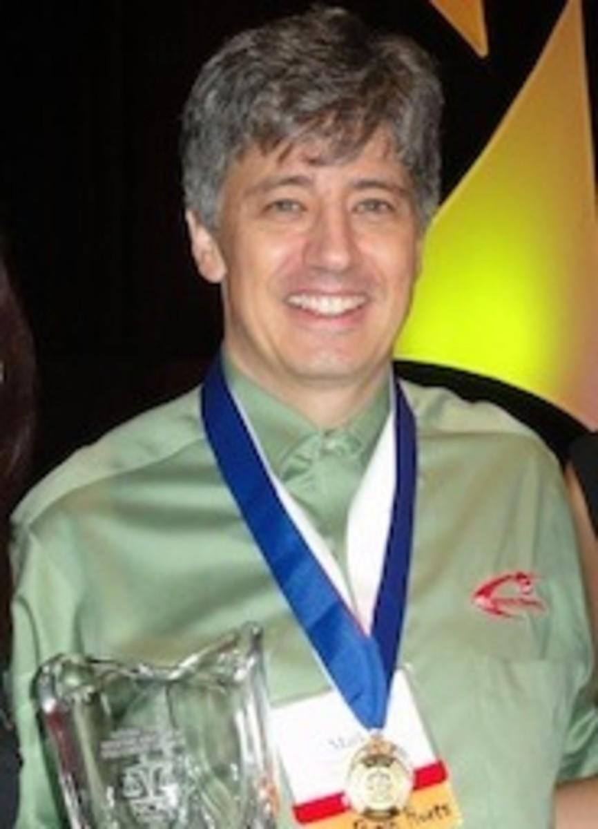 Meet Mark Kislingbury - The Fastest Court Reporter in the World