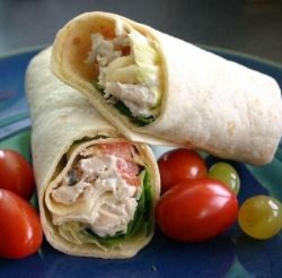 recipes-for-tortilla-wraps