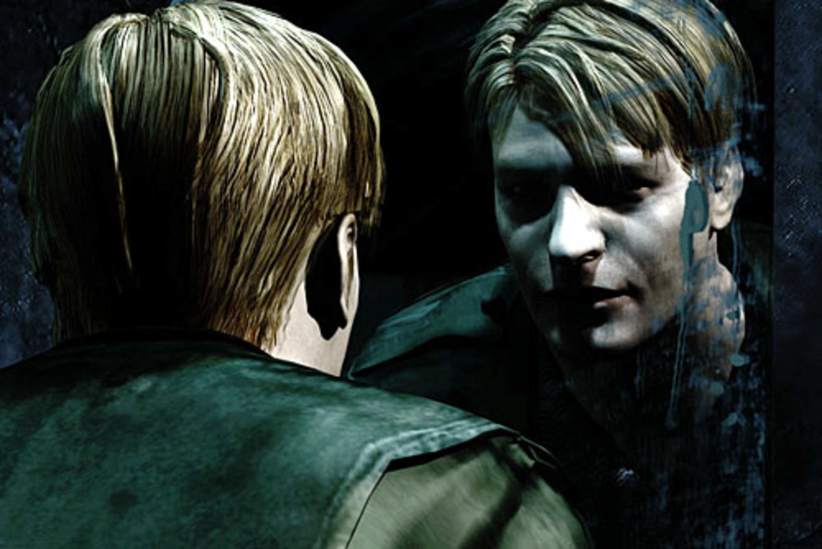 Silent Hill 2 does a better job than most novels exploring the relationship between choice, guilt, and mental deterioration. But that's not art, that's entertainment.