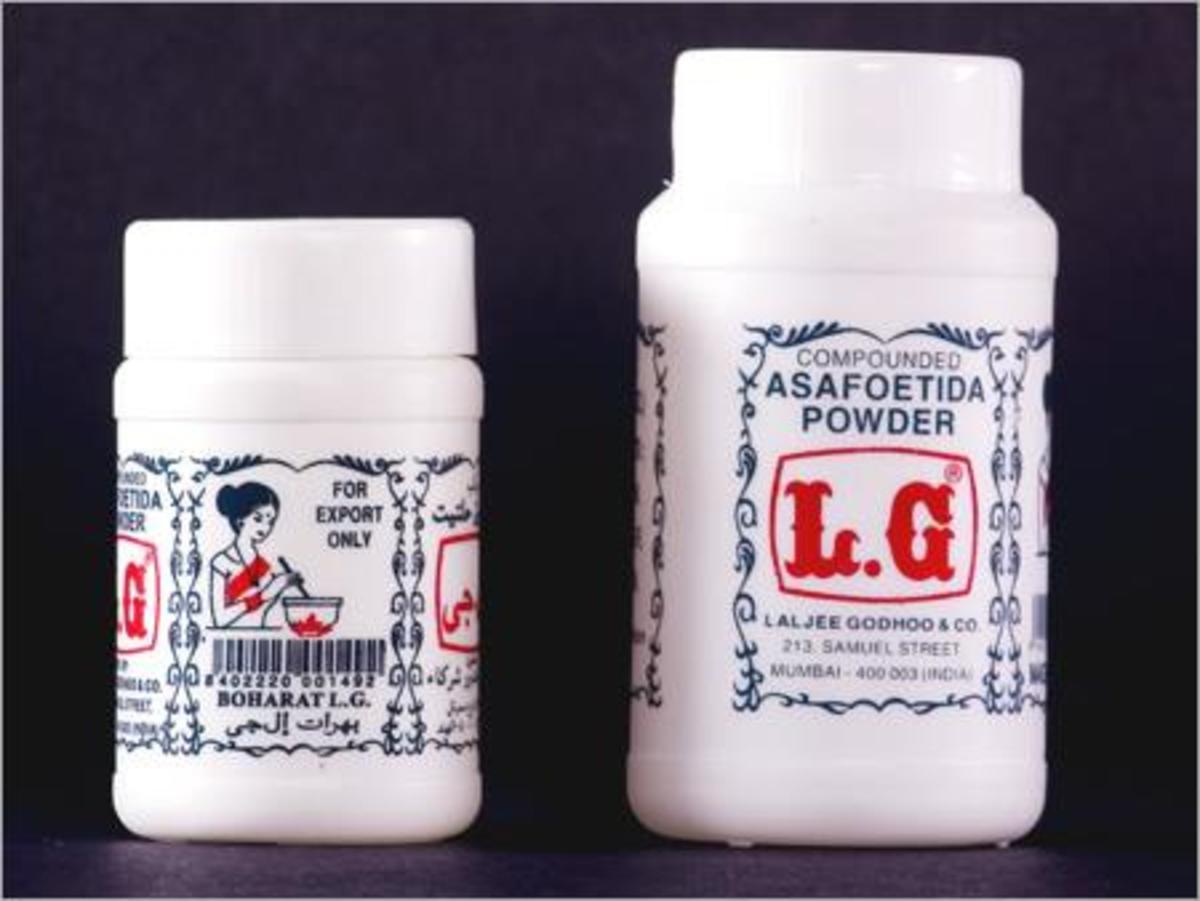 Asafoitida  Powder