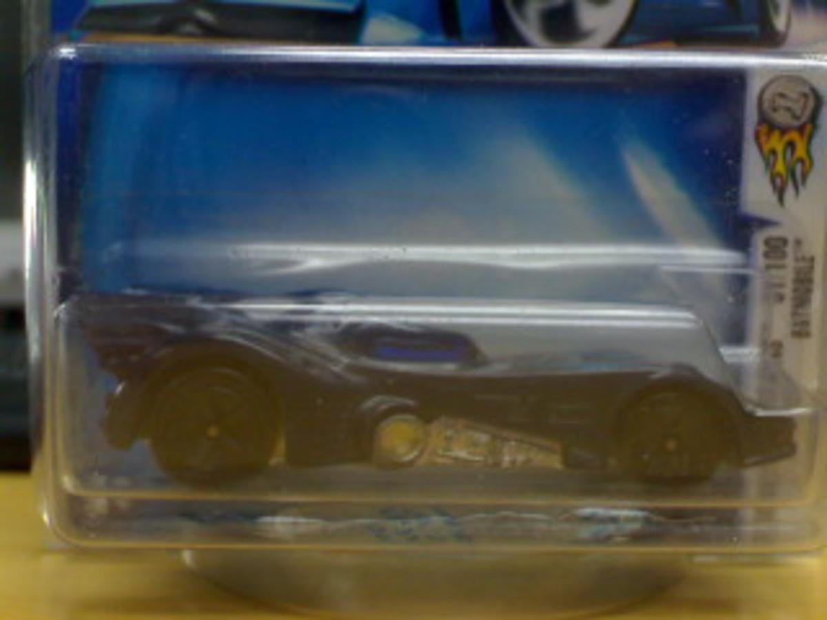 Hotwheels Keaton Batmobile Diecast