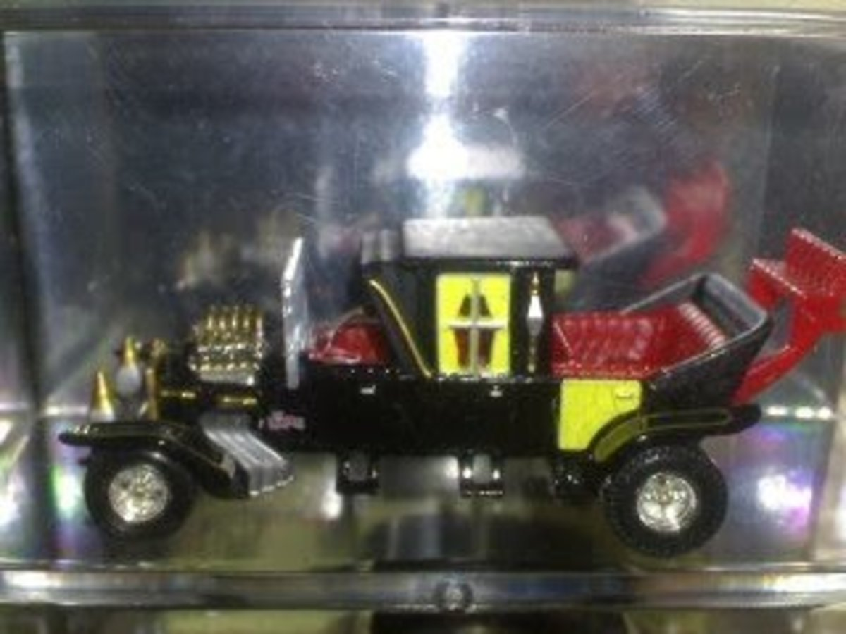 The Munsters Koach by ERTL / Racing Champions