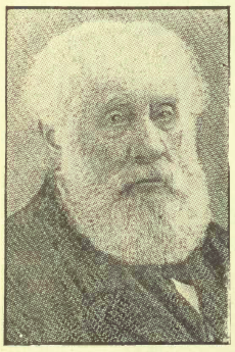 William Gooderham, Sr.