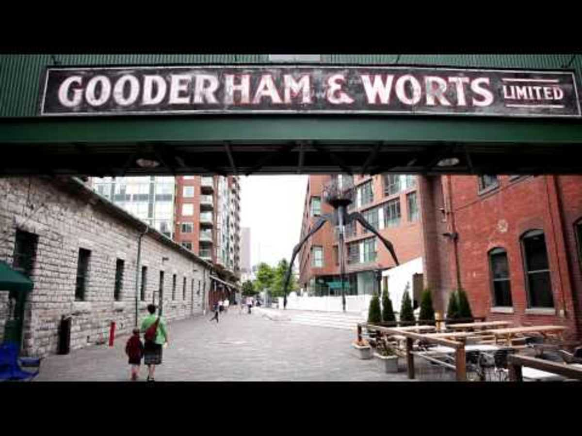 The History of the Gooderham Family in Toronto
