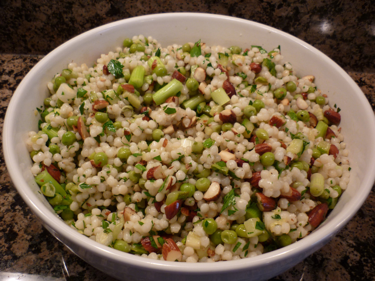 Simple couscous salad recipes