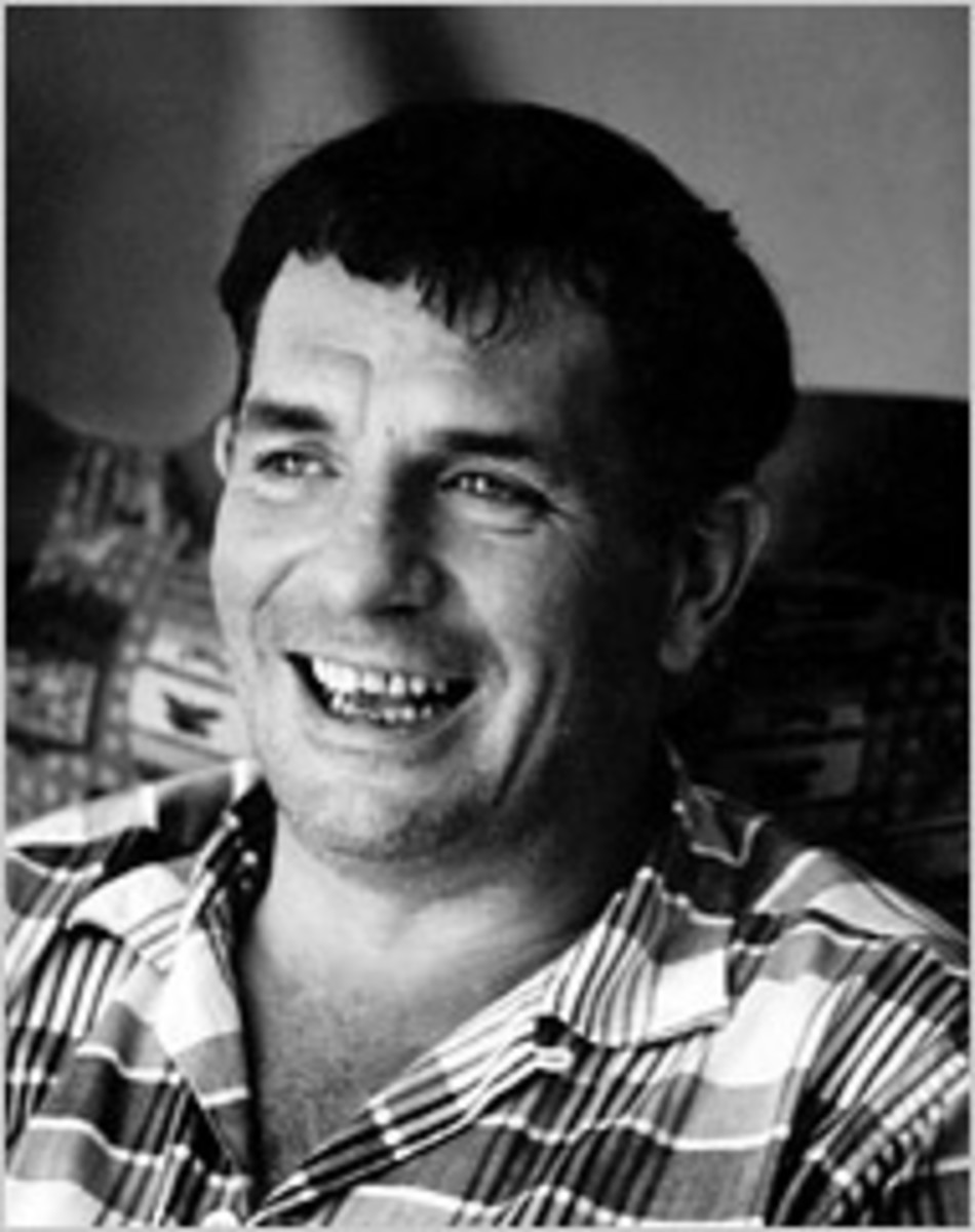 Beat Author Jack Kerouac His Final Days In St Petersburg