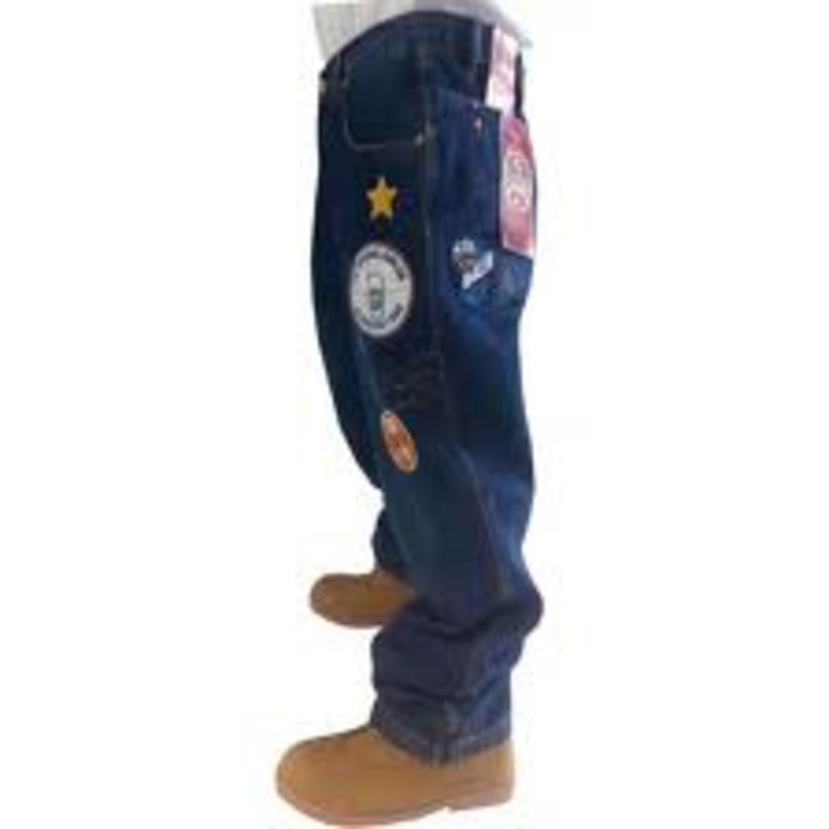 FUBU Jeans - Popular Jeans of the 80s