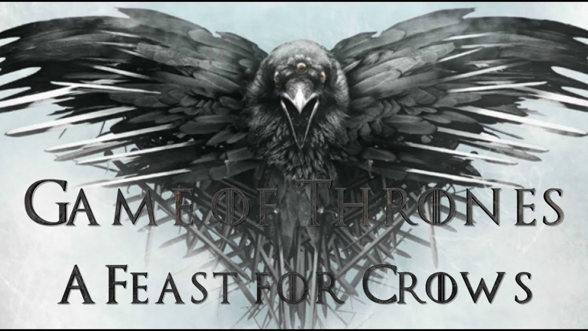 Review of George R. R. Martin's A Feast for Crows