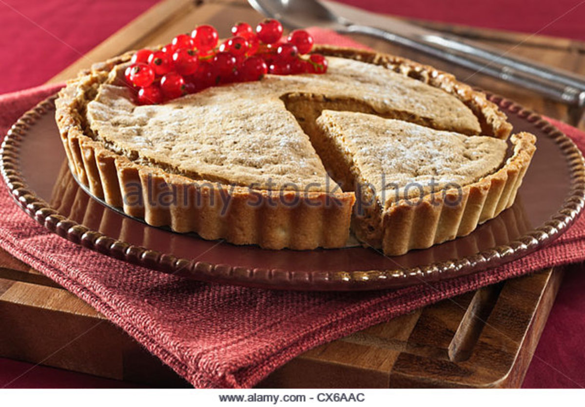Absolutely delicious Gypsy Tart