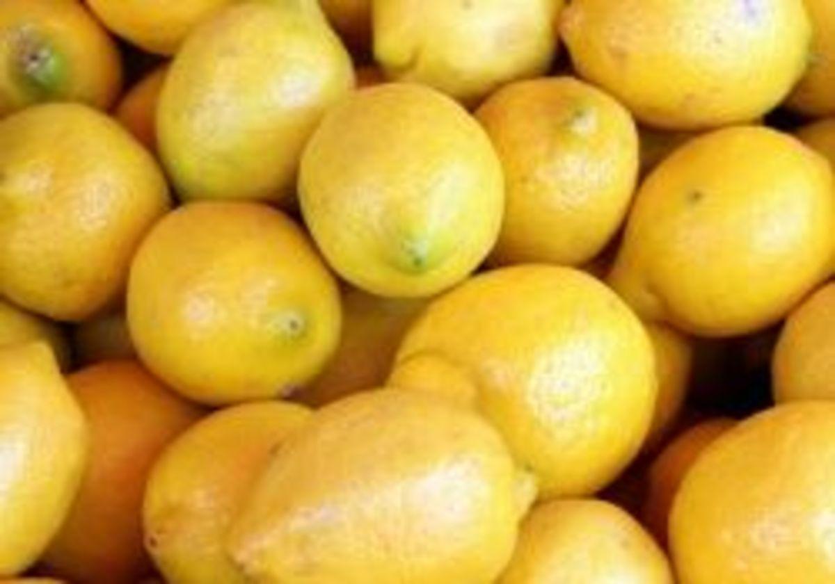 lemon weed killer