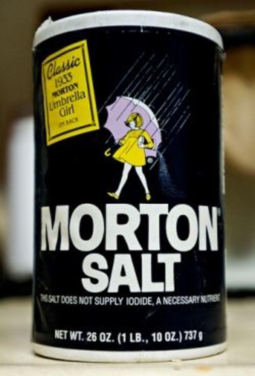 salt weed killer
