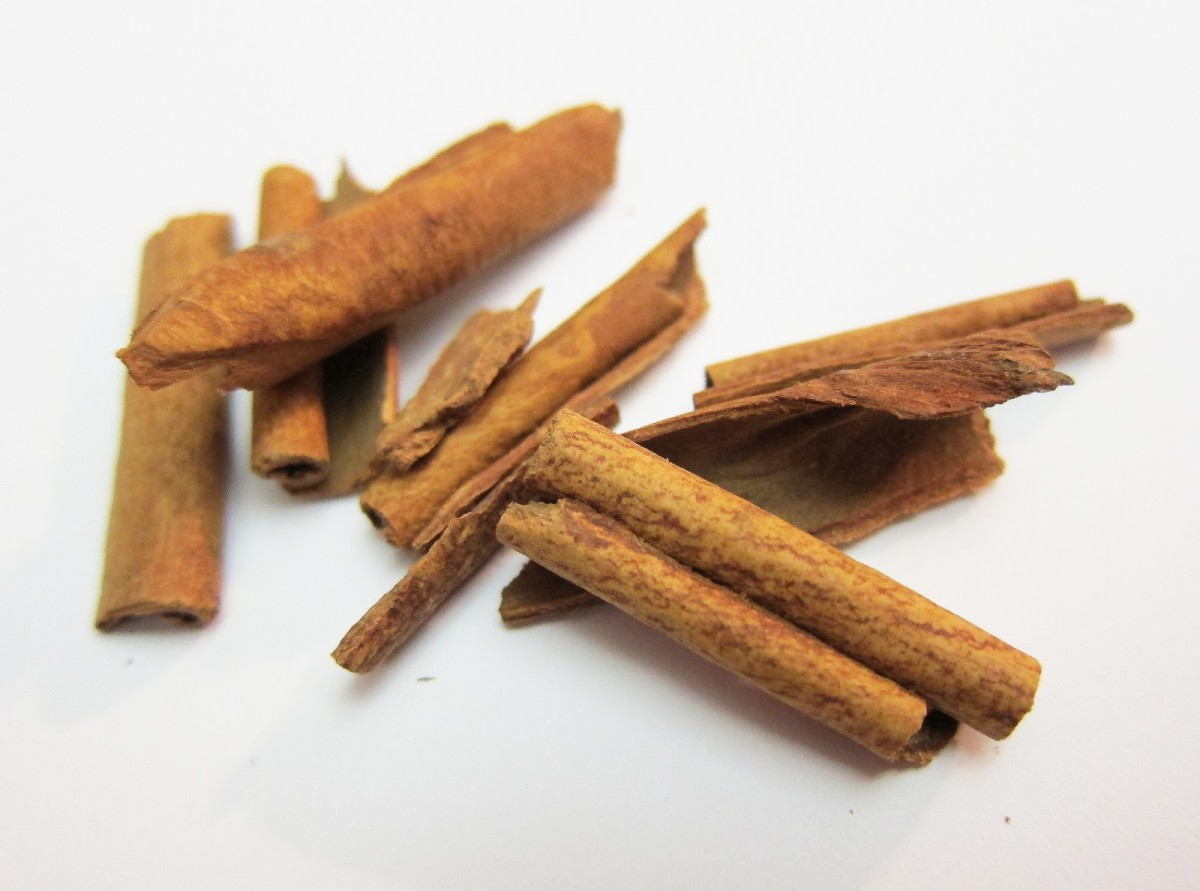 Stop nausea with Cinnamon!