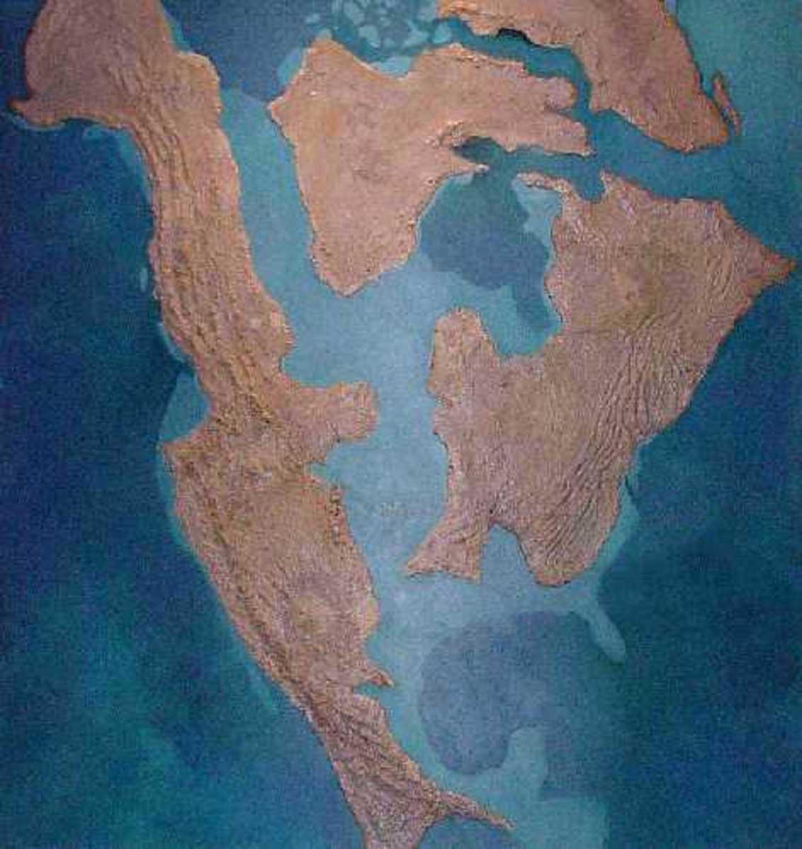 North America Inland Sea