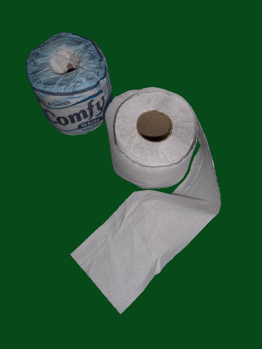 Use Green Leaves As An Alternative To Toilet Paper