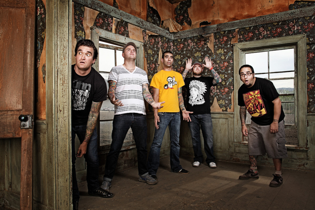 New Found Glory: an example of pop-punk fashion now (2010 - )