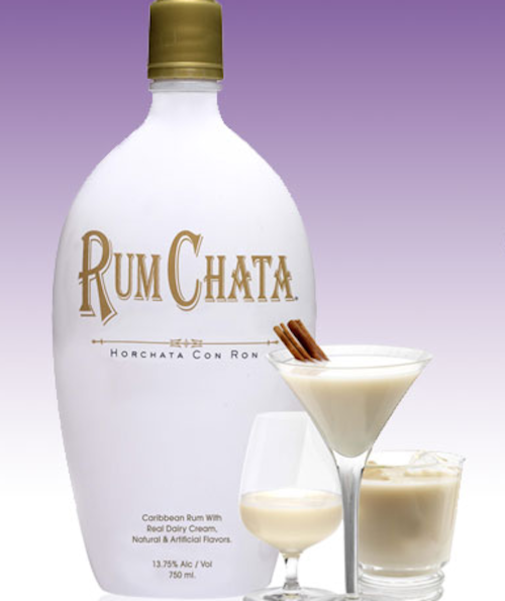 Can't have the Rum without the chata. Learn how to make (RUMCHATA!)