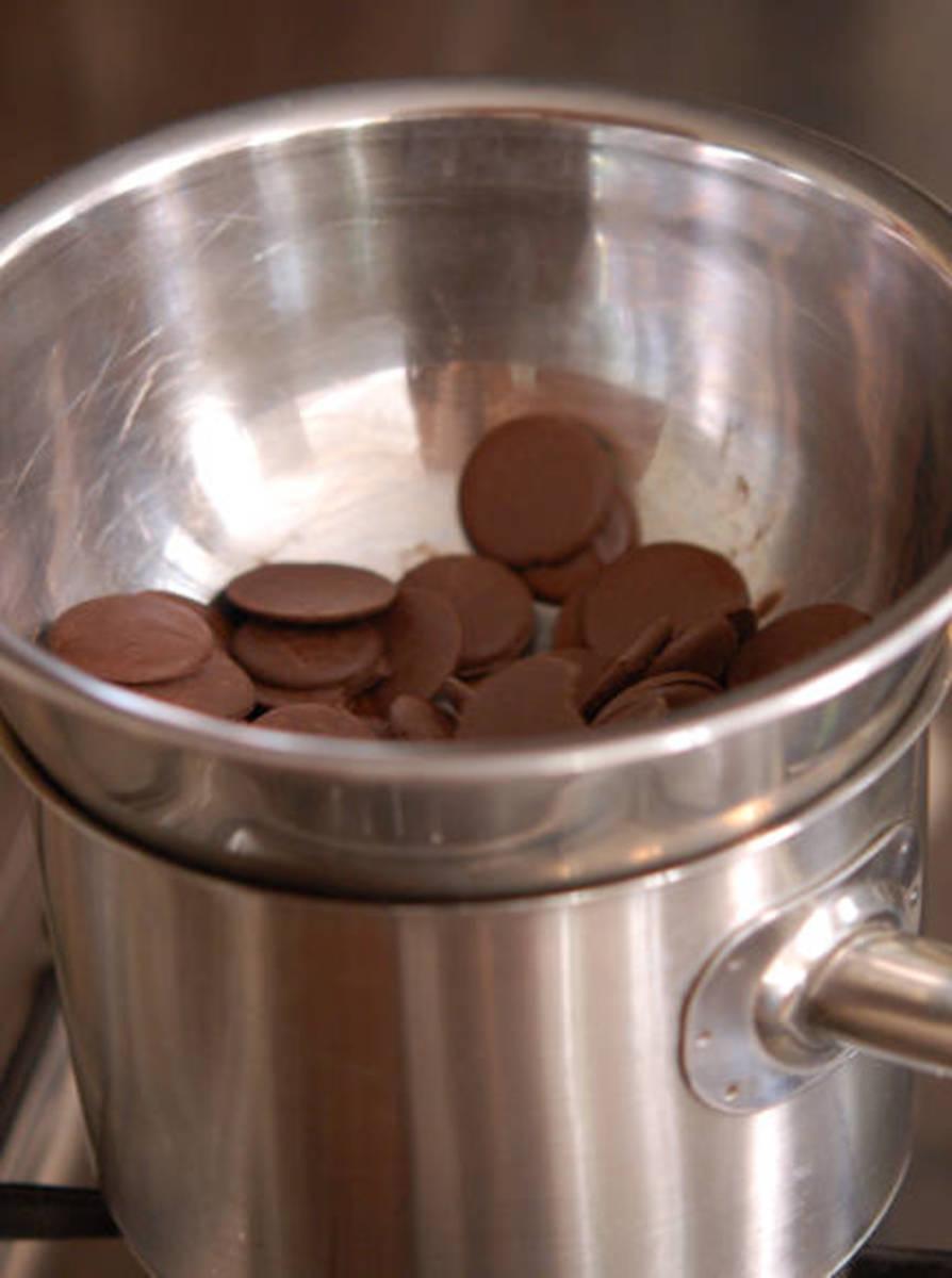 Melting Chcolate