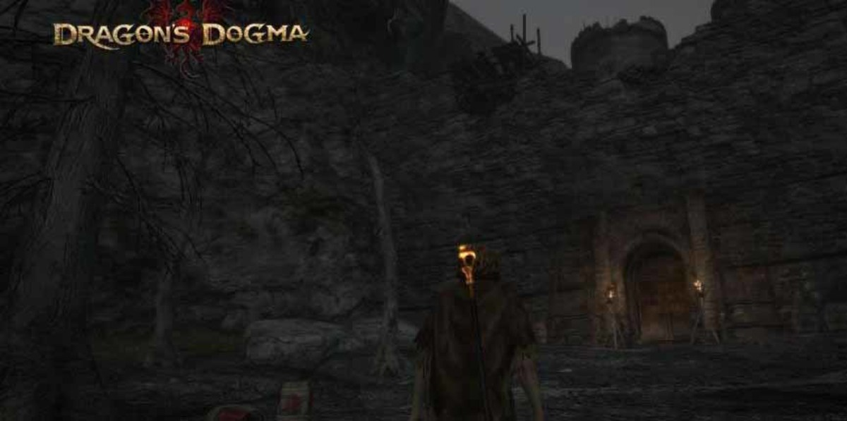 Dragon's Dogma Find the Stone of the Southwest