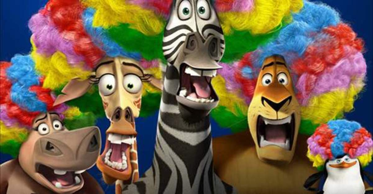 Madagascar 3: Europe's Most Wanted (Do the animals make it back to New York?)