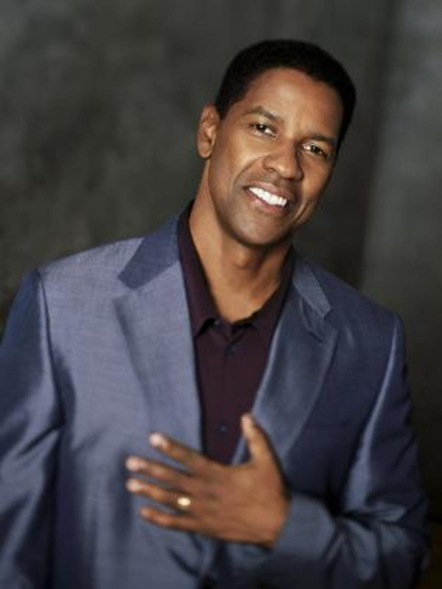 Denzel Washington - Hollywood's Treasure