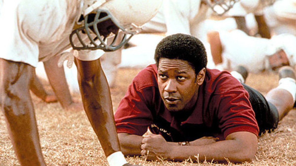 A scene from Remember the Titans