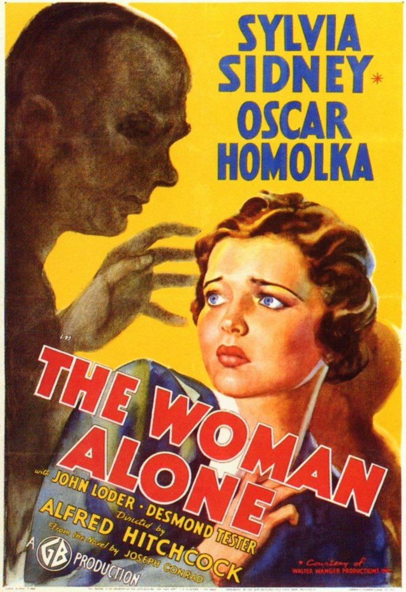 Sabotage (1936) aka The Woman Alone