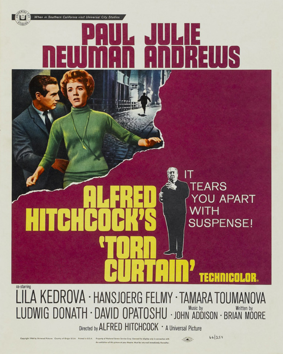 Torn Curtain (1966)