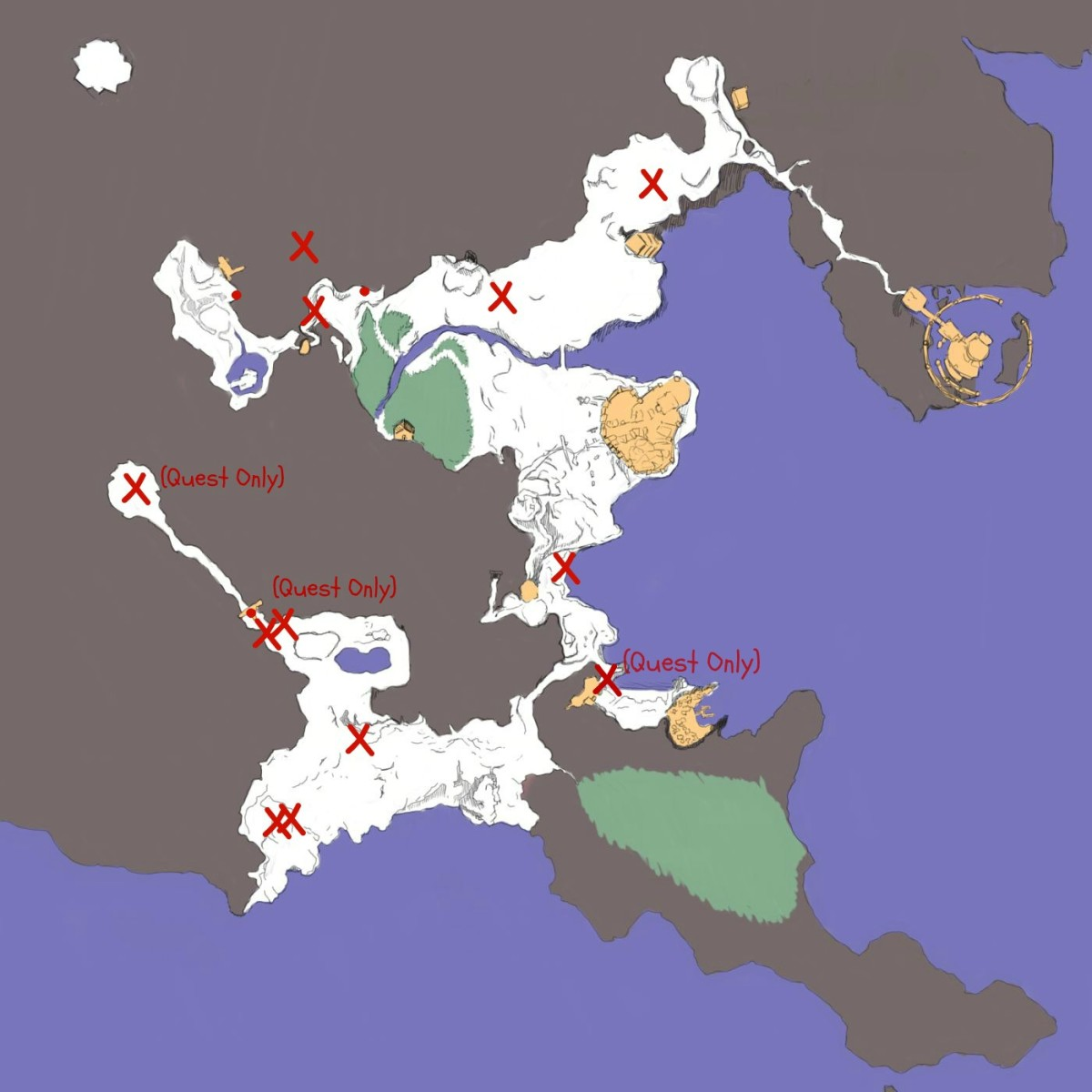 Cyclops map