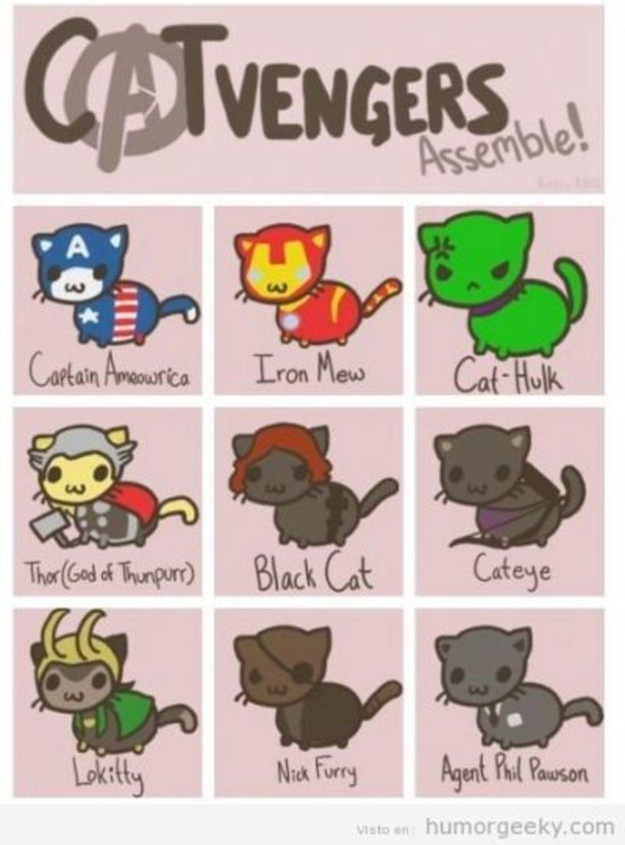 CATvengers