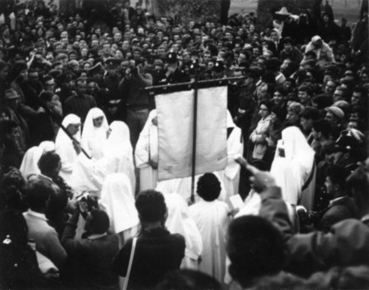 Solstice 1960: The Ancient Order of Druids