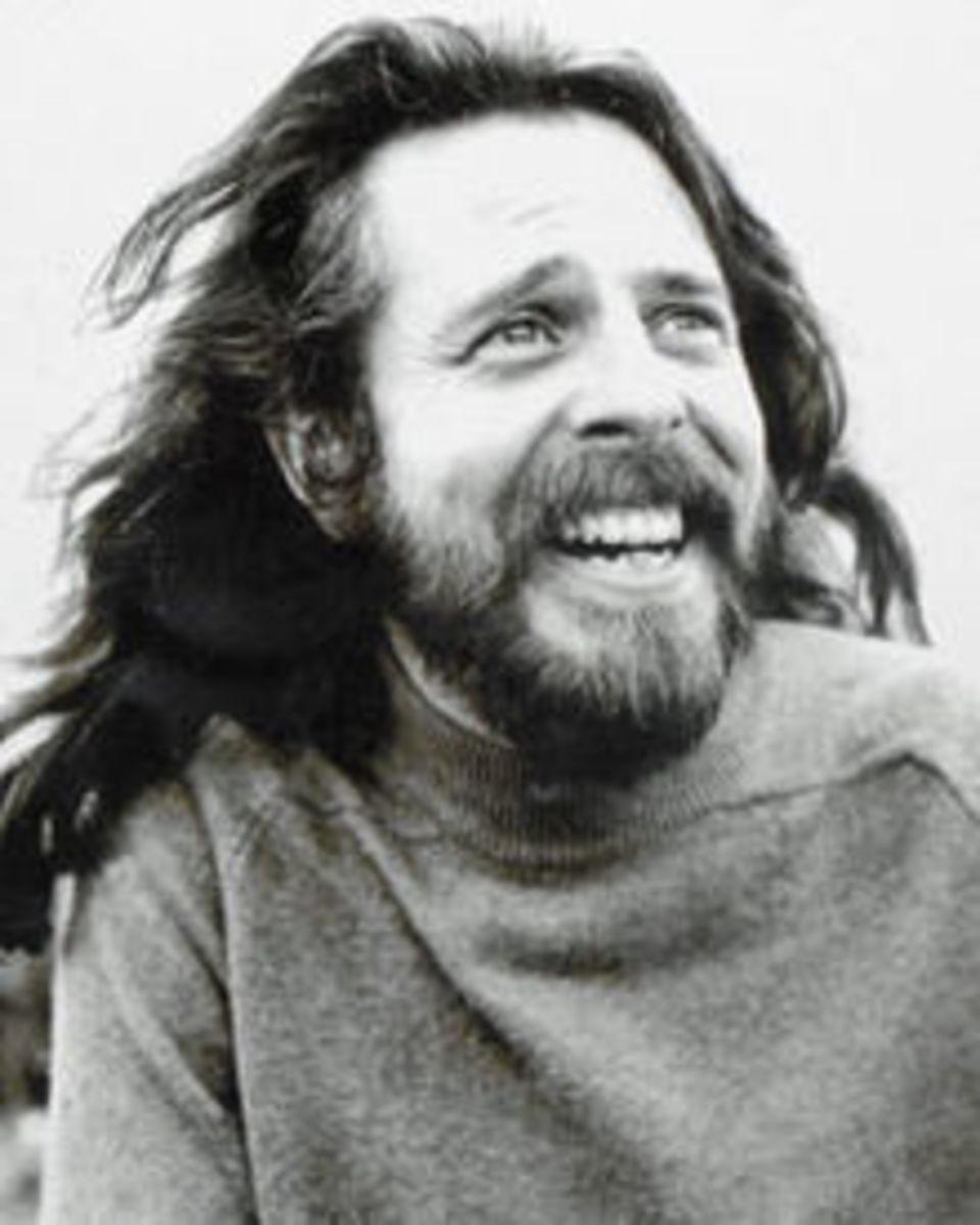 Andrew Kerr, co-founder of Glastonbury Fair, precursor of the Glastonbury Festival