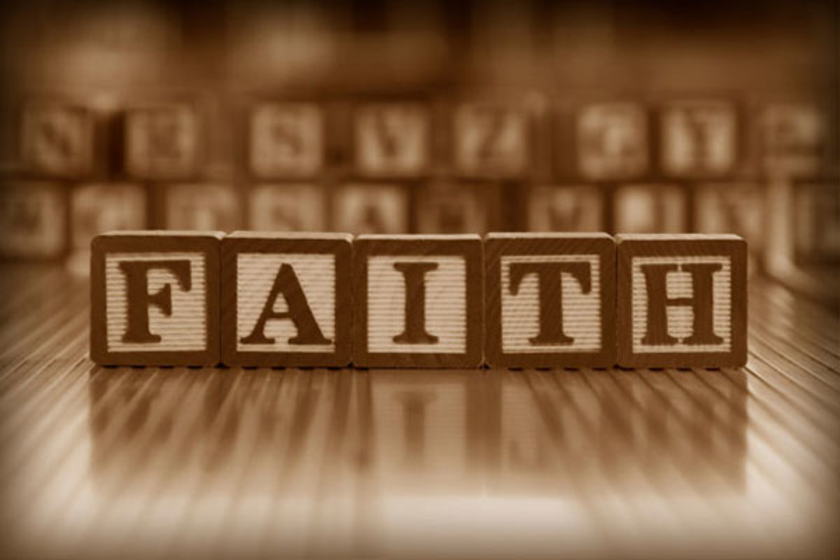 USE YOUR FAITH
