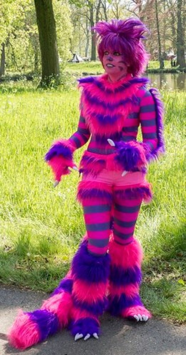 Cheshire Cat Costume Hubpages