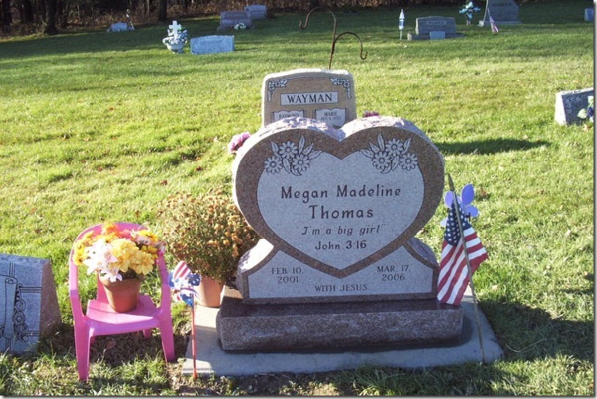 Megan Madeline Thomas: Murdered By Jacob J. Herbert of Susquehanna Pennsylvania Being Paroled