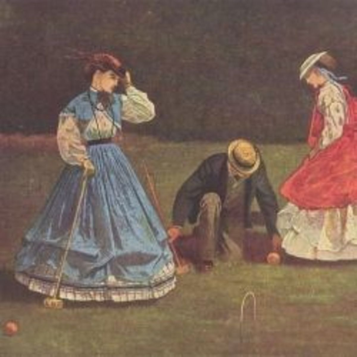 How To Set Up A Croquet Court In Your Backyard